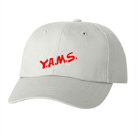 Y.A.M.S. Dad Hat (Available in 2 colors)