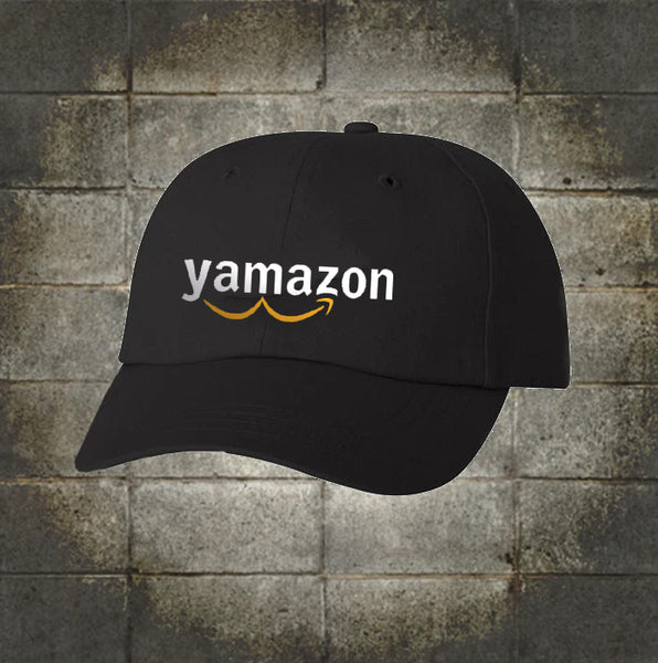 Yamazon Black Dad Hat