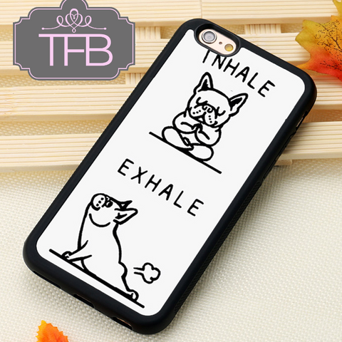 Funny Case French Bulldog Phone Case