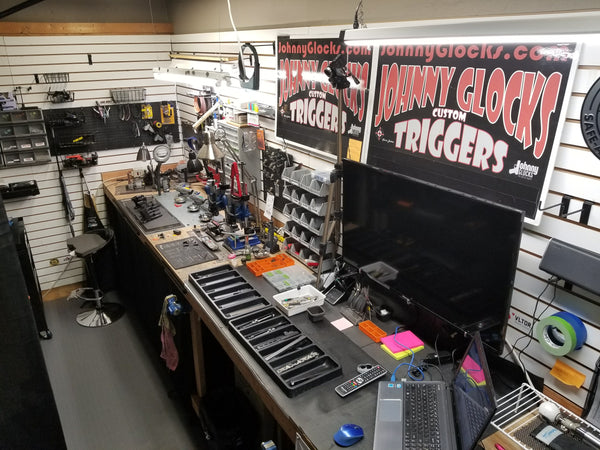 JOHNNY GLOCKS CUSTOM TRIGGER SHOP