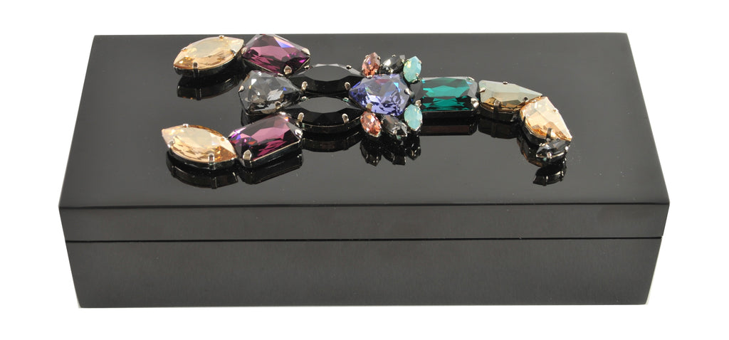 Lacquered Box, Crystal Scorpion