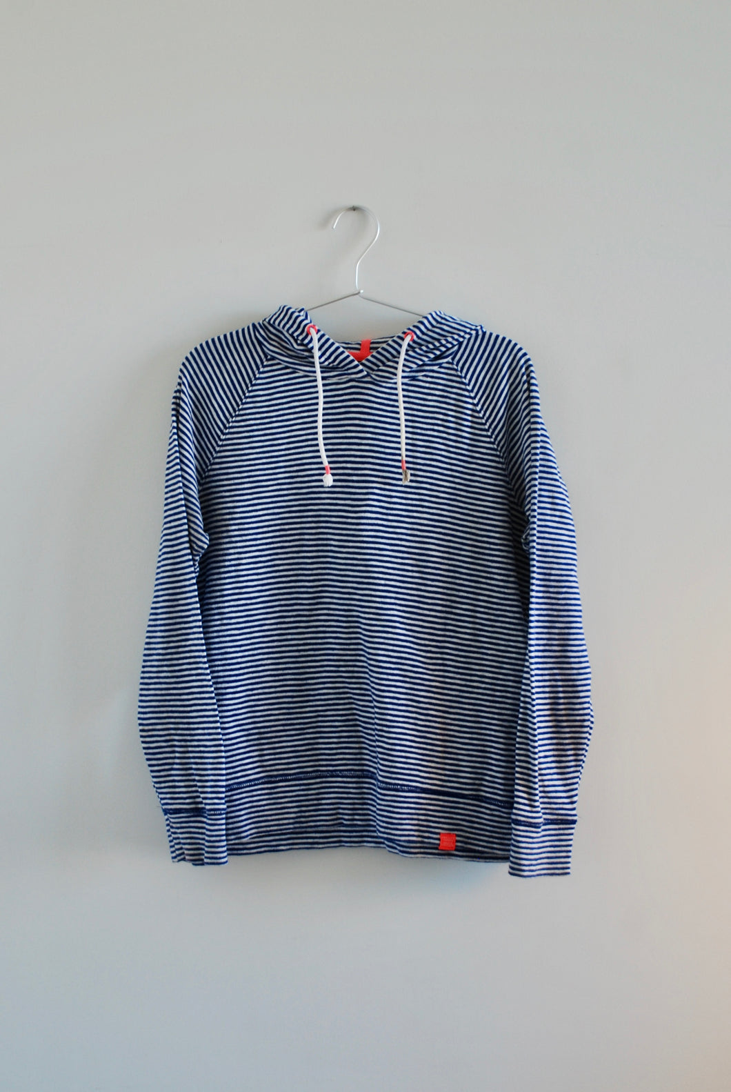 Joules Striped Hoodie (Women's 12)