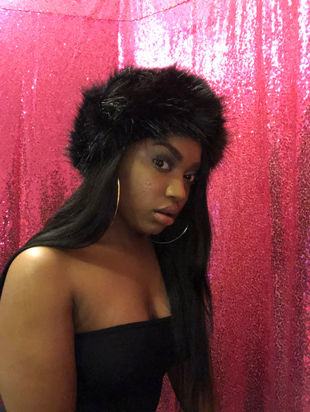 Russian Faux Furry Headbands - She's FABB Boutique