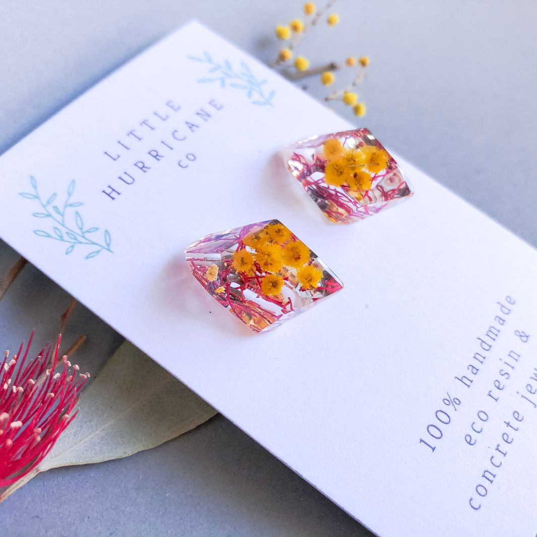 Golden Wattle & Gum Gems