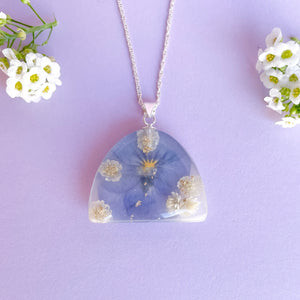 Viola Dream rounded Necklace