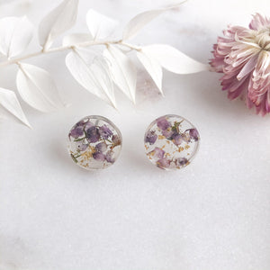 Button Studs - Heather - Little Hurricane Co