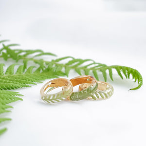Little fern ring - Little Hurricane Co