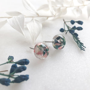 Sphere Studs - Strawberry fields & Thryp - Little Hurricane Co