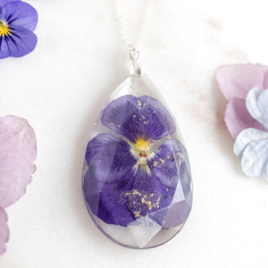 Voila Flower Necklace - Little Hurricane Co