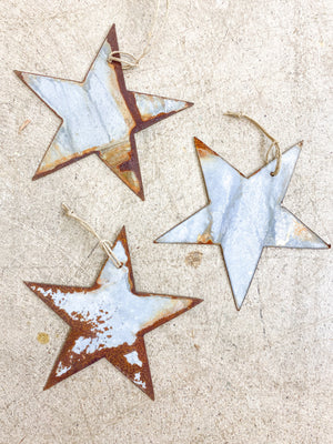 Mini Metal Star