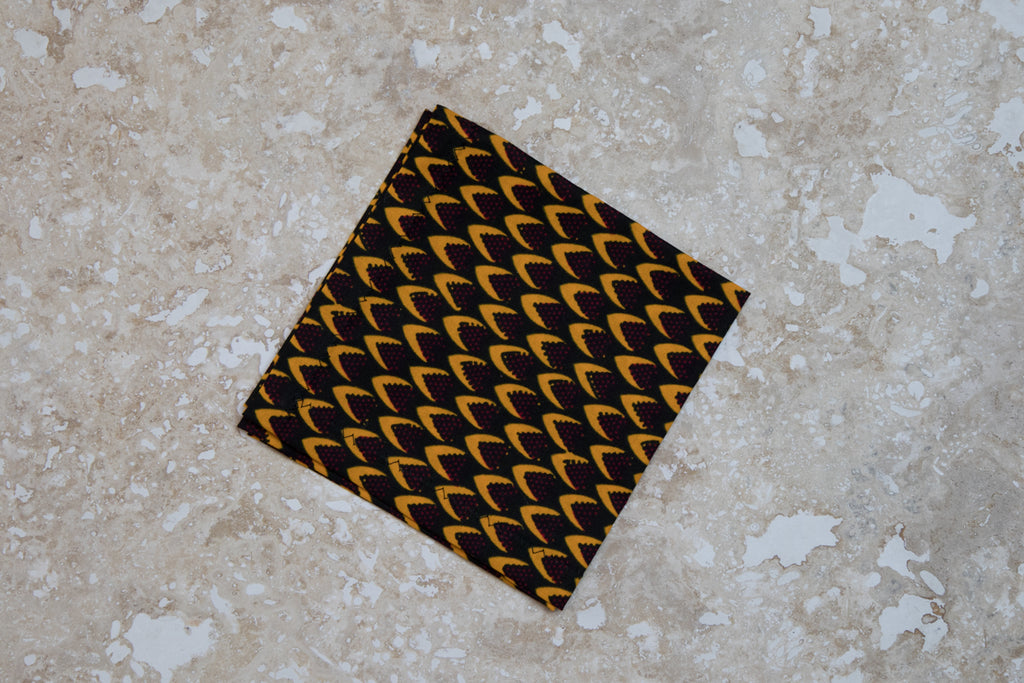 SCALES Pocket Square