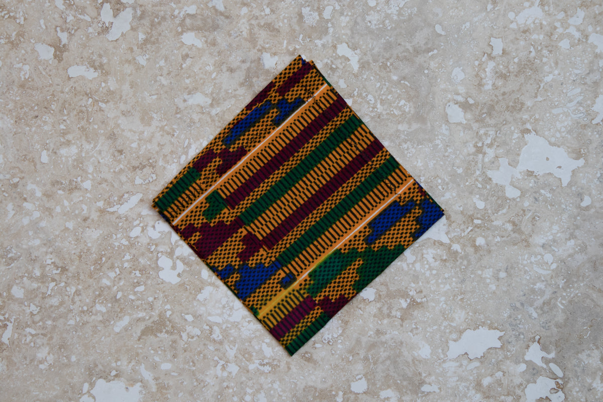 ASHANTI Pocket Square