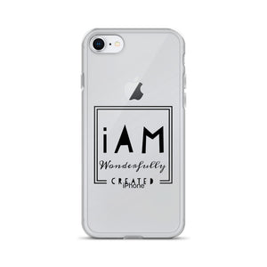 """iAm"" iPhone Case"