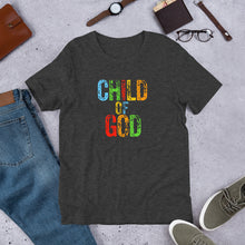 Load image into Gallery viewer, Child of God Short-Sleeve Unisex T-Shirt