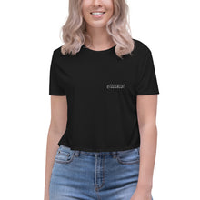 Load image into Gallery viewer, Wonderfully Created Logo Crop Tee