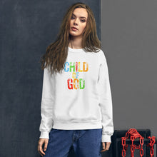 Load image into Gallery viewer, Child of God - Unisex Sweatshirt