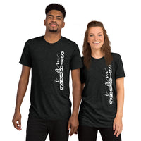 """iAm Strong"" Unisex Short sleeve t-shirt"