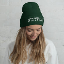 Load image into Gallery viewer, Wonderfully Created1 Logo Beanie