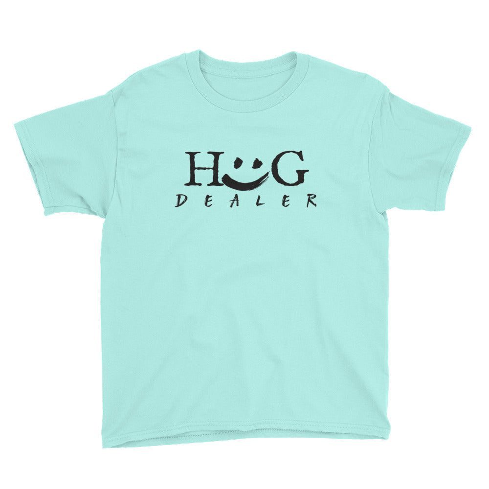 """Hug Dealer"" Youth Short Sleeve T-Shirt"