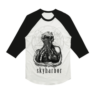 Ugly Heart Raglan T-Shirt