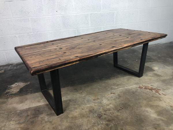 Cargo Truck Coffee Table