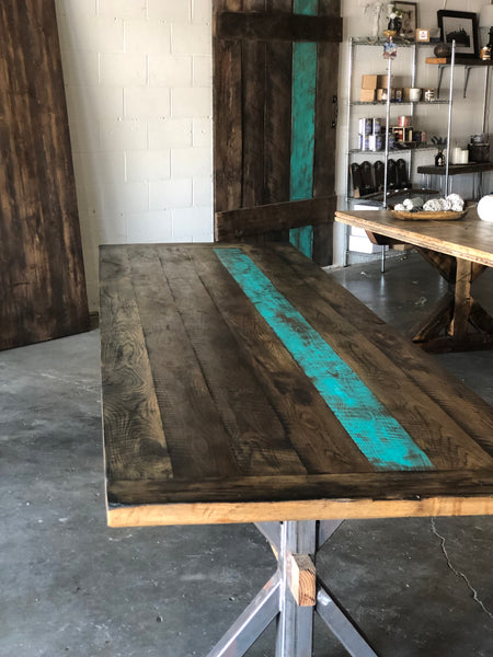 Reclaimed Barnwood Dining Table- Nashville