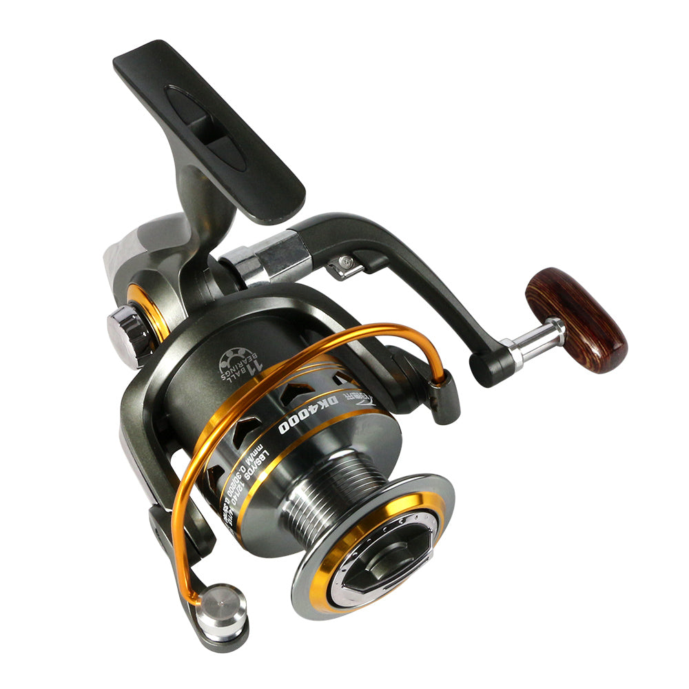 Hot metal Fishing Reel 11BB 2000 - 6000 series