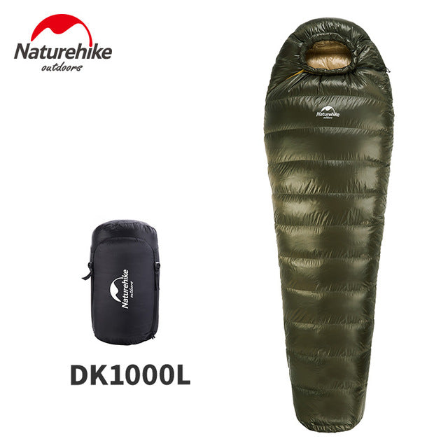 New Super light Outdoor Winter  Sleeping Bag