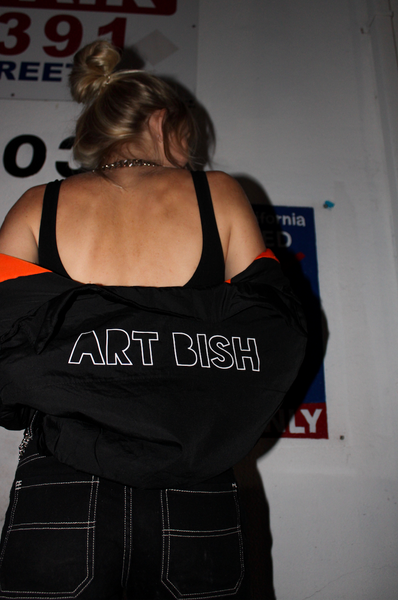 ART BISH BOMBER JACKET