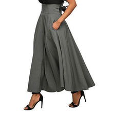 Skip Along High Waisted Skirt with Pockets