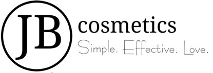 JB Cosmetics. Simple. Effective. Love.