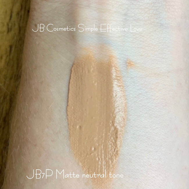 Liquid Foundation with Matte finish