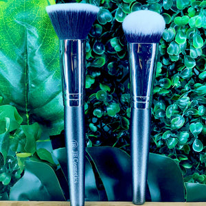 JB Foundation brushes JB Cosmetics sel