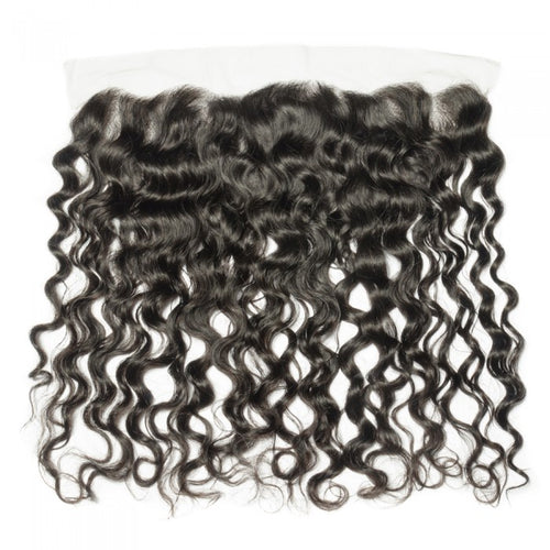 13x4 Natural Wave Lace Frontal