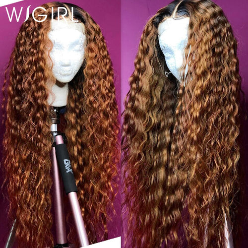1B/30 Deep Wave Lace Wig