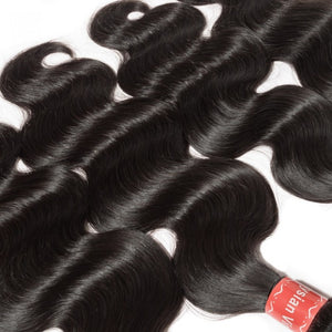 Malaysian Body Wave - 2 Bundle Deal
