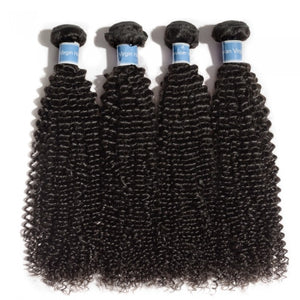 Peruvian Kinky Curly - 3 Bundle Deal