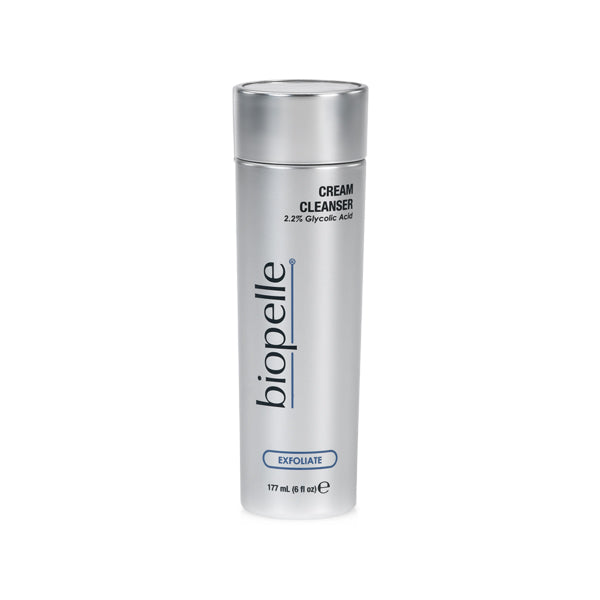 EXFOLIATING CREAM CLEANSER biopelle®