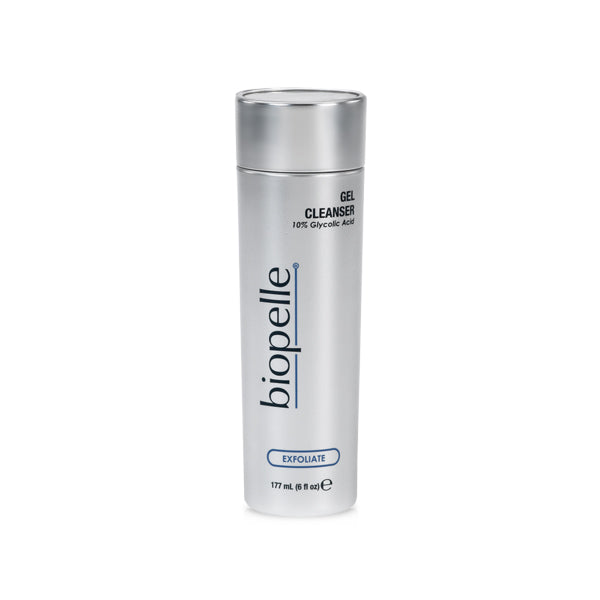 EXFOLIATING GEL CLEANSER biopelle®