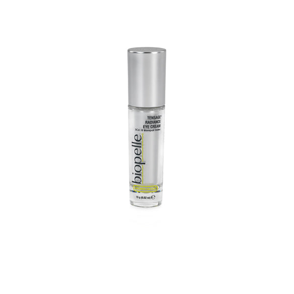 TENSAGE® RADIANCE EYE CREAM biopelle®