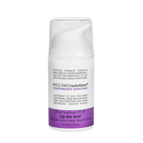 PRESCRIBEDsolutions® UP THE ANTI® BROAD SPECTRUM SPF 30