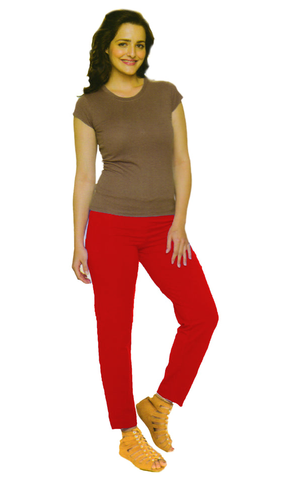 Dollar Missy Red Color Kurti Pant For Women's (PA-06)