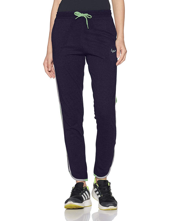 Dhanari Lyra Navy Blue Track Pant For Women's (TPA-1) A5