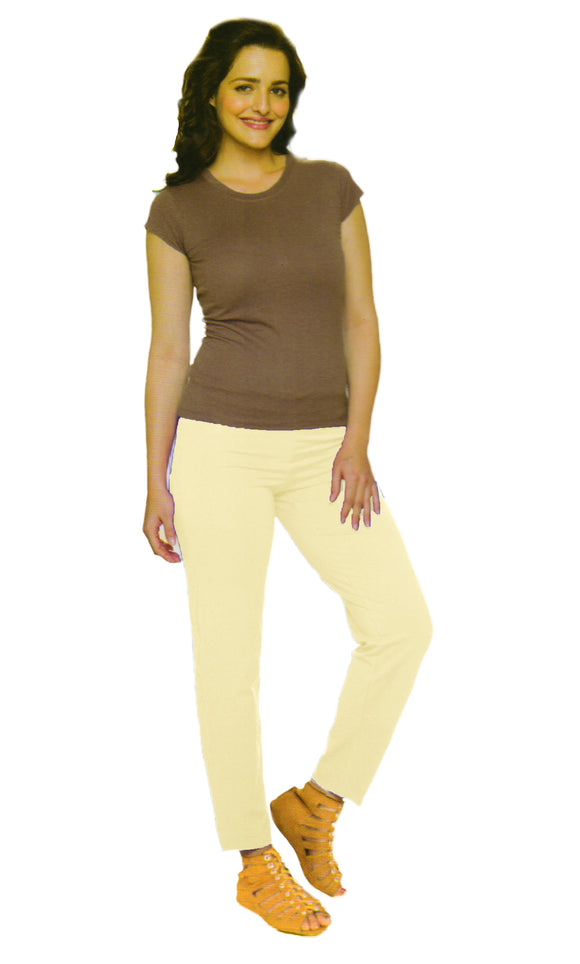 Dollar Missy Cream Color Kurti Pant (PA-55)