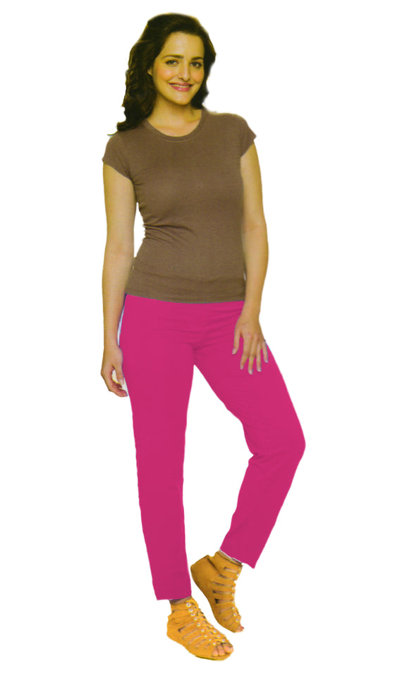 Dollar Missy Hot Pink Color Kurti Pant (PA-70)