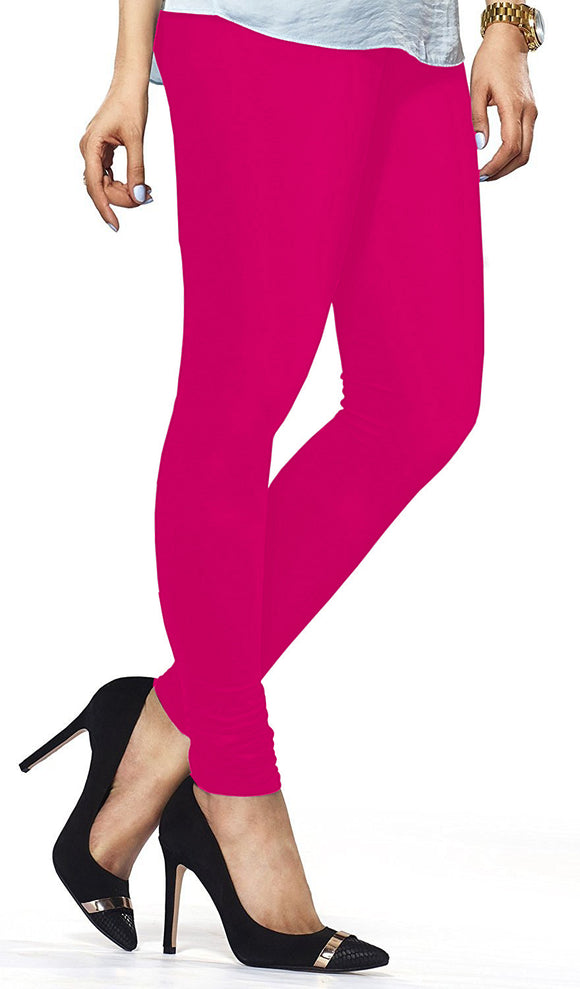 Lux Lyra True Rani Color Indian Churidar Legging(LG-89)