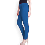 Lux Lyra True Blue Color Indian Churidar Leggings(LG-5)