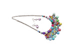 Dhanari Women's Multicolor Jewellery (JW-34) G05