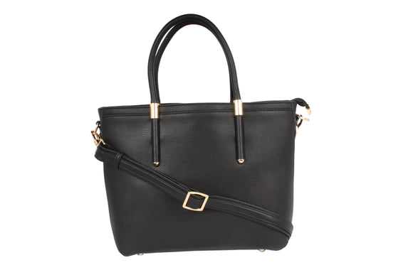 Dhanari Black Color Handbag For Women's (BG-75)W001