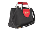Dhanari Black Color Handbag For Women (BG-77)Y003